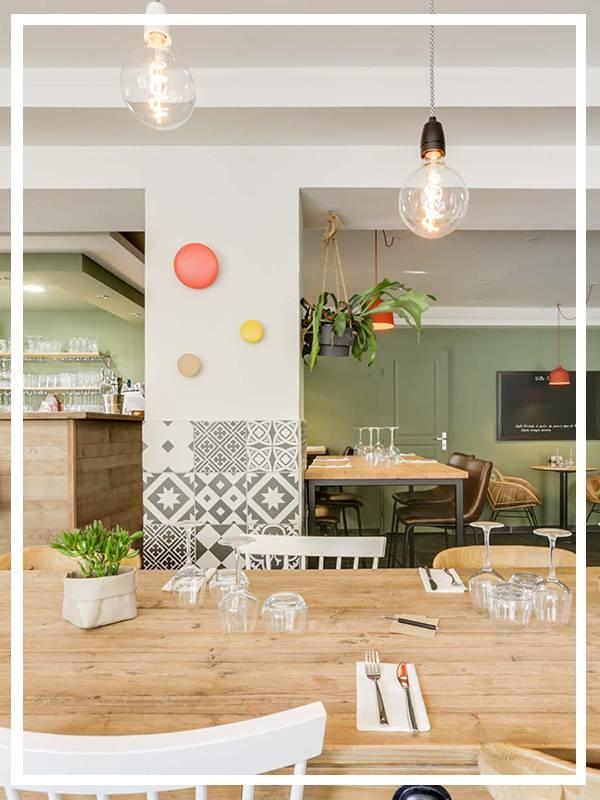Le restaurant - Villa Estello - Aubagne
